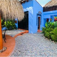 casa azul troncones mexico